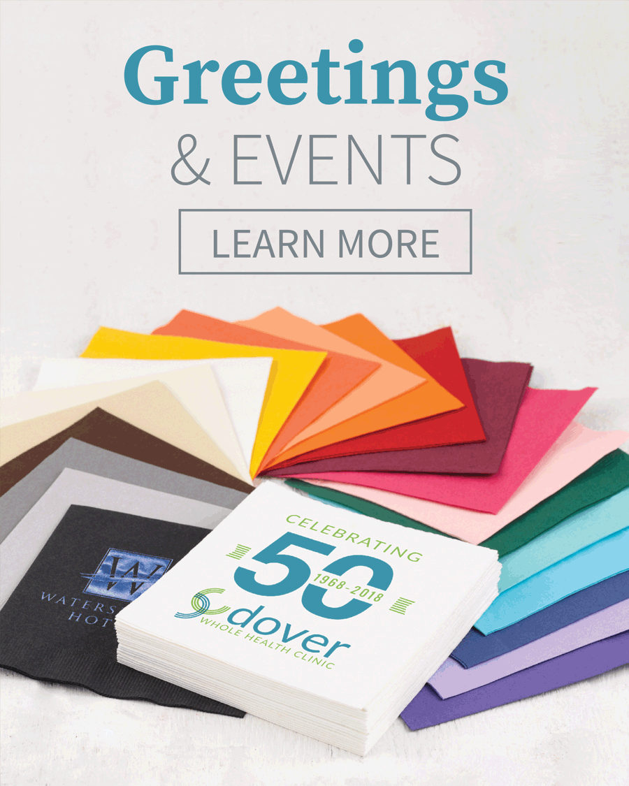 greetings and events mobile banner