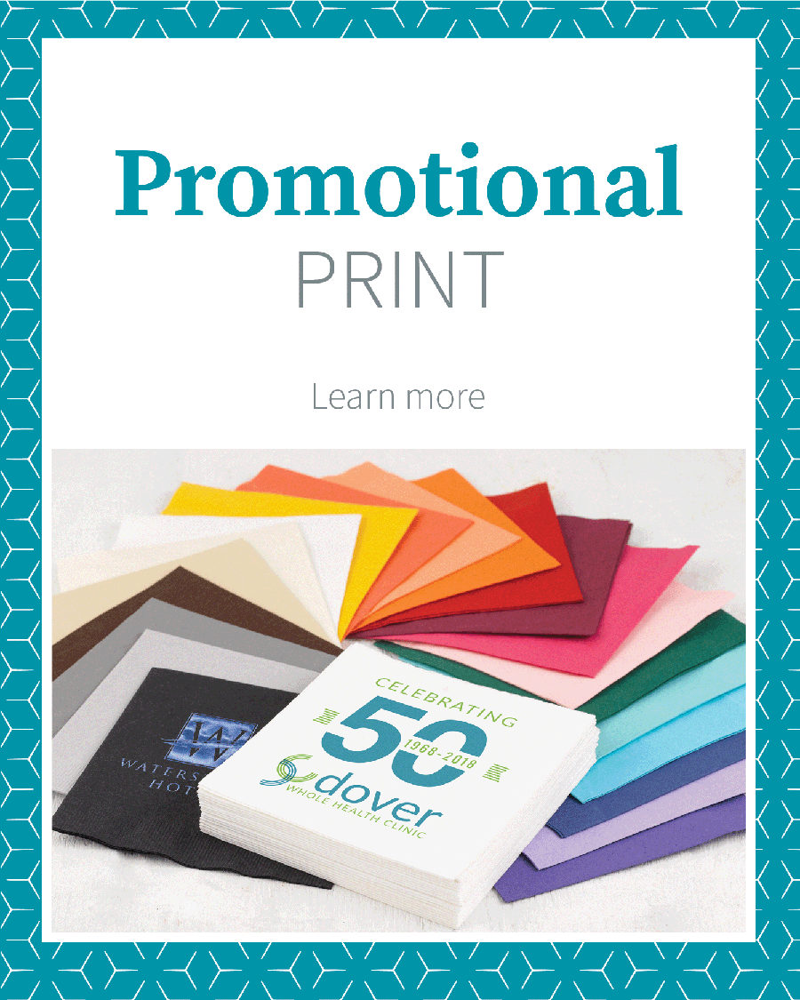 promotional print mobile banner